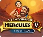 Игра 12 Labours of Hercules: Kids of Hellas
