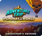 Игра Adventure Trip: Wonders of the World Collector's Edition