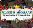 Игра Alice's Jigsaw: Wonderland Chronicles 2