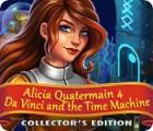 Игра Alicia Quatermain 4: Da Vinci and the Time Machine Collector's Edition