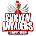 Игра Chicken Invaders 2 Christmas Edition