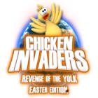 Игра Chicken Invaders 3: Revenge of the Yolk Easter Edition