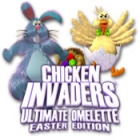 Игра Chicken Invaders 4: Ultimate Omelette Easter Edition
