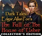 Игра Dark Tales: Edgar Allan Poe's The Fall of the House of Usher Collector's Edition