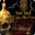 Игра Dark Tales: Edgar Allan Poe's Murders in the Rue Morgue
