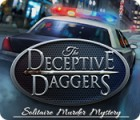 Игра The Deceptive Daggers: Solitaire Murder Mystery