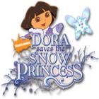 Игра Dora Saves the Snow Princess