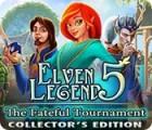 Игра Elven Legend 5: The Fateful Tournament Collector's Edition