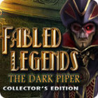 Игра Fabled Legends: The Dark Piper Collector's Edition