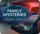 Игра Family Mysteries: Criminal Mindset