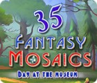 Игра Fantasy Mosaics 35: Day at the Museum