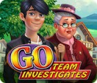 Игра GO Team Investigates: Solitaire and Mahjong Mysteries