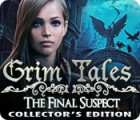 Игра Grim Tales: The Final Suspect Collector's Edition
