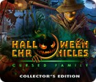 Игра Halloween Chronicles: Cursed Family Collector's Edition