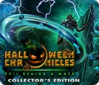 Игра Halloween Chronicles: Evil Behind a Mask Collector's Edition