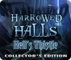 Игра Harrowed Halls: Hell's Thistle Collector's Edition