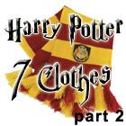 Игра Harry Potter 7 Clothes Part 2