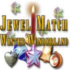 Игра Jewel Match Winter Wonderland