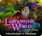 Игра Labyrinths of the World: Fool's Gold Collector's Edition