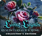 Игра Living Legends Remastered: Ice Rose Collector's Edition