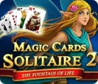 Игра Magic Cards Solitaire 2: The Fountain of Life