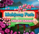 Игра Mahjong Fest: Sakura Garden