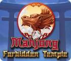 Игра Mahjong Forbidden Temple
