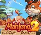 Игра Mahjong Magic Islands 2