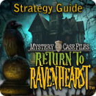 Игра Mystery Case Files: Return to Ravenhearst Strategy Guide