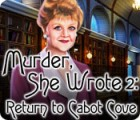 Игра Murder, She Wrote 2: Return to Cabot Cove