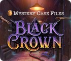 Игра Mystery Case Files: Black Crown