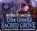 Игра Mystery Case Files: Dire Grove, Sacred Grove Collector's Edition