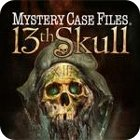 Игра Mystery Case Files: The 13th Skull