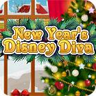 Игра New Year's Disney Diva