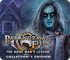 Игра Paranormal Files: The Hook Man's Legend Collector's Edition