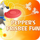 Игра Pepper's Frisbee Fun