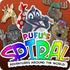 Игра Pufu's Spiral: Adventures Around the World