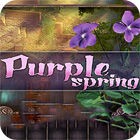 Игра Purple Spring