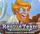 Игра Rescue Team: Evil Genius Collector's Edition