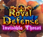 Игра Royal Defense: Invisible Threat