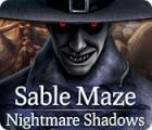 Игра Sable Maze: Nightmare Shadows