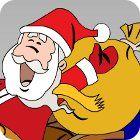 Игра Santa Coloring Game