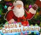 Игра Santa's Christmas Solitaire