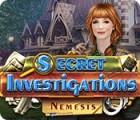 Игра Secret Investigations: Nemesis