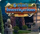 Игра Secret Investigations: Themis