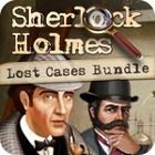 Игра Sherlock Holmes Lost Cases Bundle