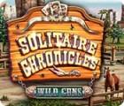 Игра Solitaire Chronicles: Wild Guns