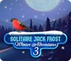 Игра Solitaire Jack Frost: Winter Adventures 3