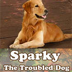 Игра Sparky The Troubled Dog