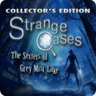 Игра Strange Cases: The Secrets of Grey Mist Lake Collector's Edition